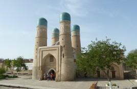 Viajes-uzbekistan