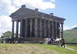 Rutas por Armenia