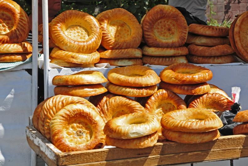 uzbekistan - Que visitar en el Bazar de Chorsu
