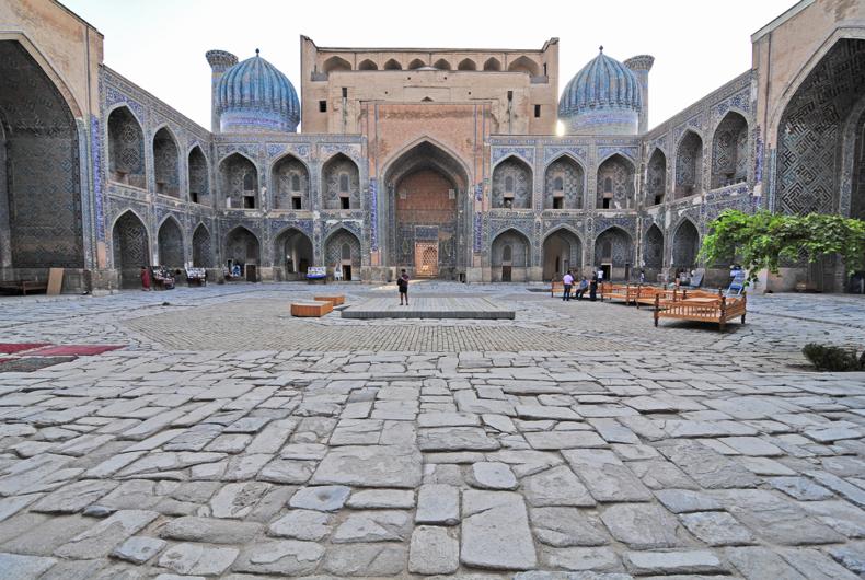 Uzbekistan - Visitar Samarcanda