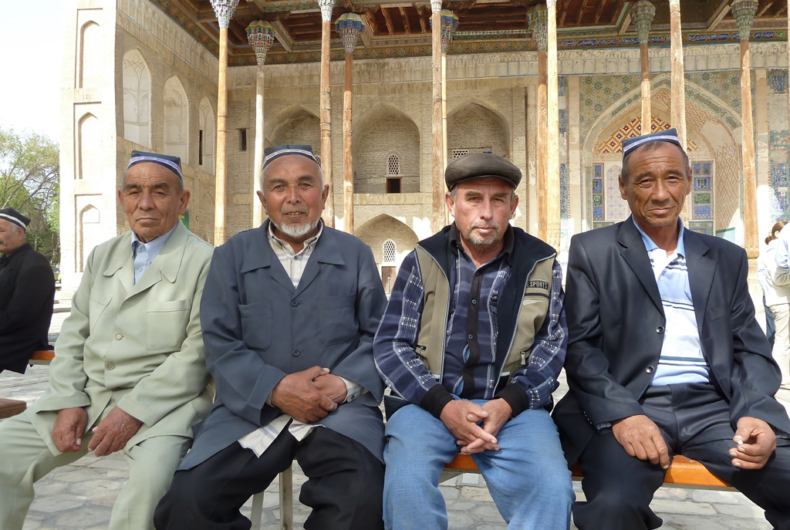 Gente De Uzbekistan