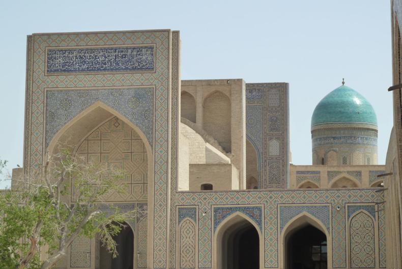 uzbekistan - que ver y qué visitar