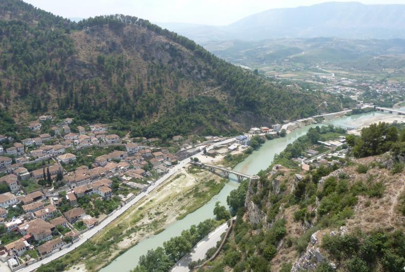 Vistas De Albania