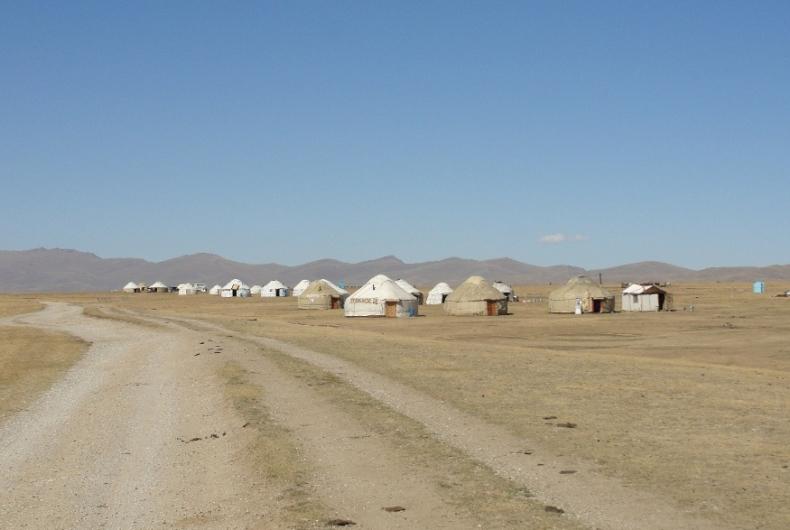 Yurtas En Uzbekistan