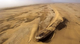 Desierto Del Mar De Aral