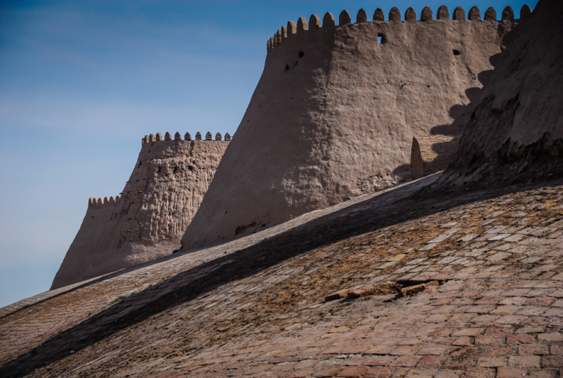 Uzbekistan - Murallas De Khiva