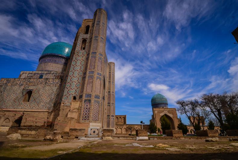 Uzbekistan - Ruta De La Seda