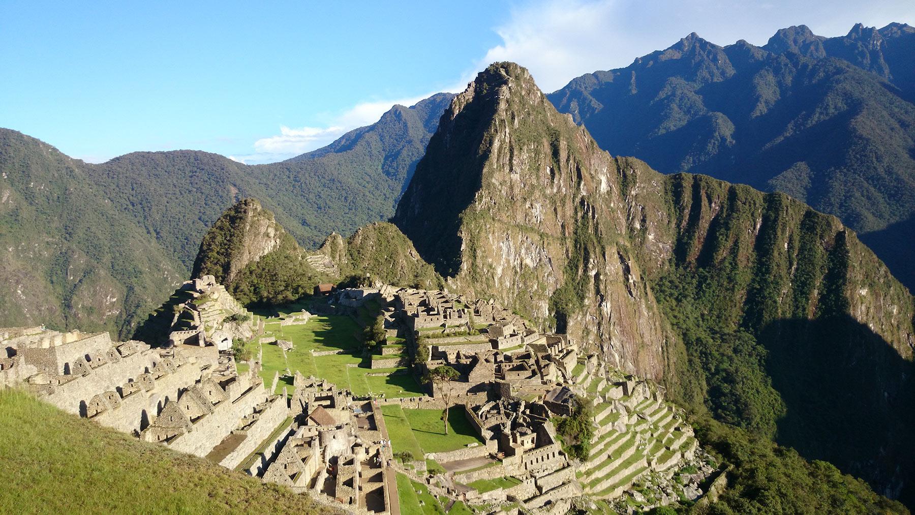 Viaje Machu Picchu