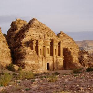 Jordania Viaje A Petra