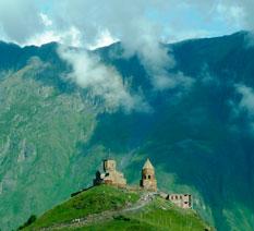 El país del cáucaso