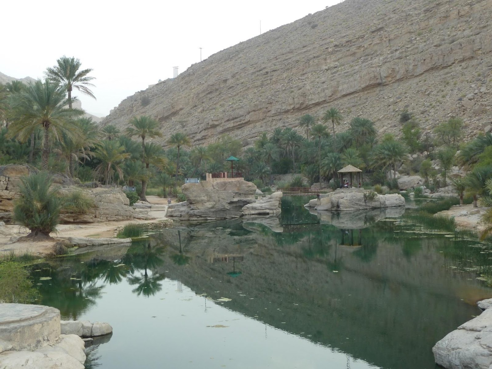 Ruta Por Oman