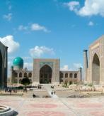 La Ruta de la Seda: de Uzbekistán a Irán