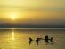 Mar muerto viaje