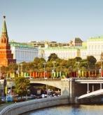 Rusia, Moscú y San Petersburgo