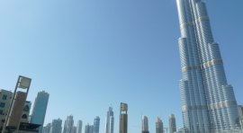 OMÁN Y DUBAI