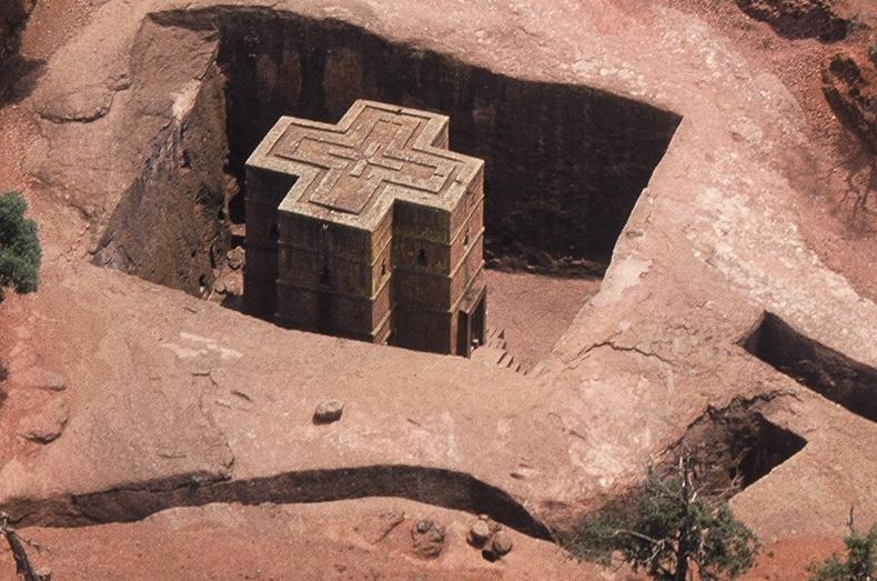 Ruinas De Etiopia - Viaje Por El Norte De Etiopia
