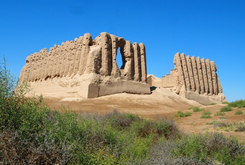 Ruinas De Uzbekistan - Que Ver