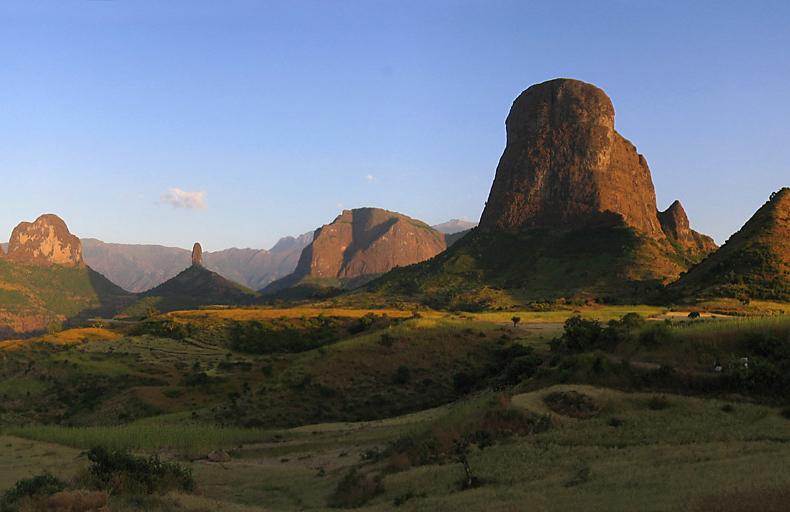 Viaje por el norte de etiopia