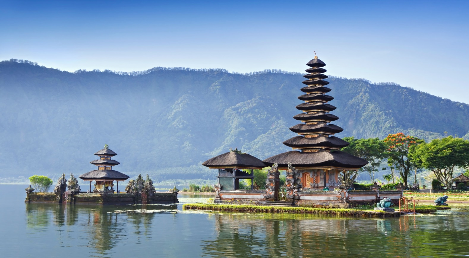 how to go to bali indonesia from singapore