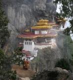 India, Triángulo Dorado y Bután