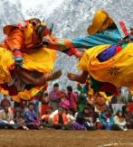 Bután, salida con profesor 2017