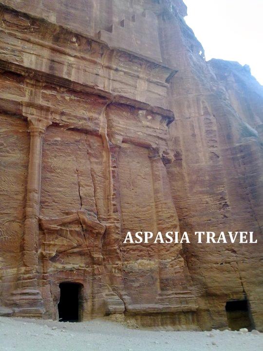 jordania - Lo imprescindible de Petra