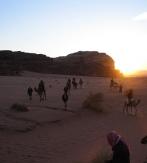 Día En El Desierto De Jordania