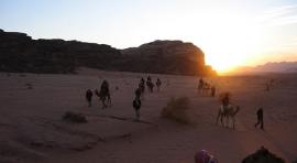 Jordania, Wadi Rum y Mar Muerto