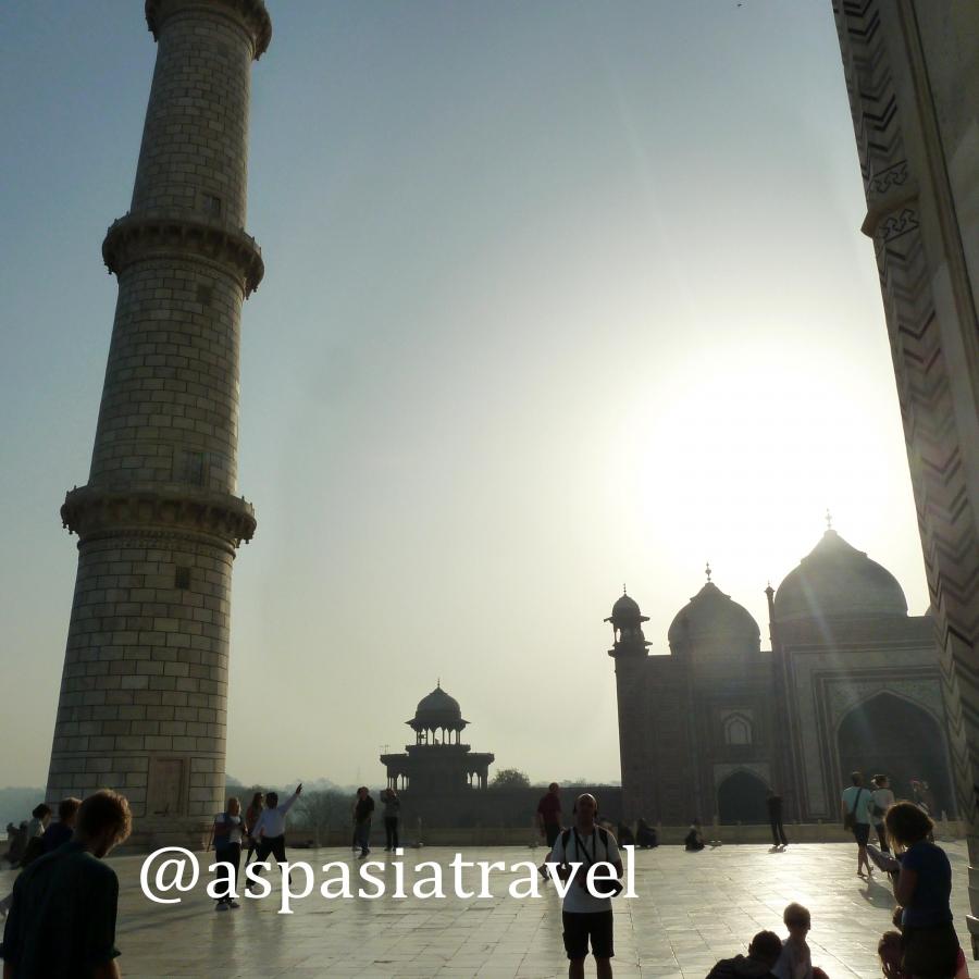 Que Ver En Agra - Circuitos Por India