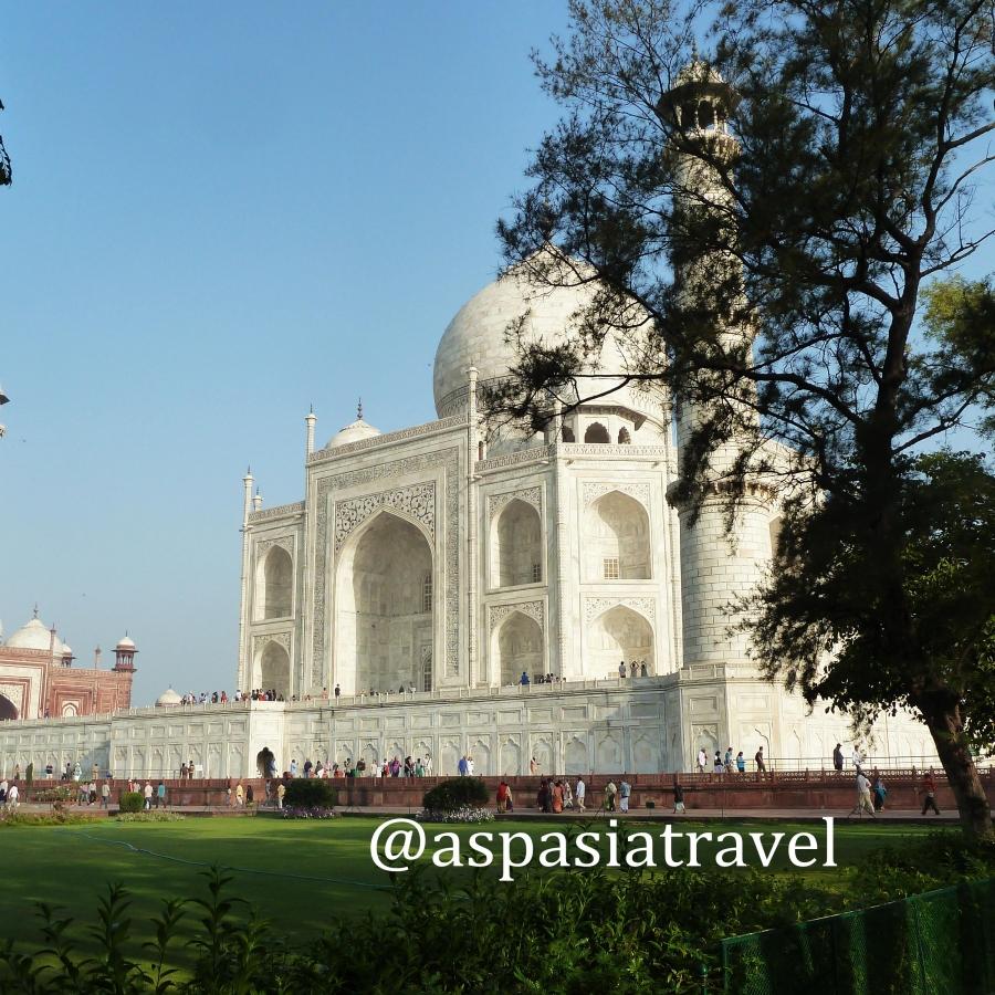 Rutas Por India - Que Ver En Taj Mahal