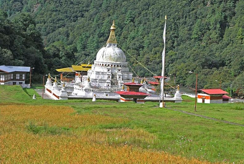 Bután Stupa - Qué Visitar