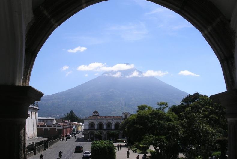 Rutas Combinadas De Guatemala Y Honduras