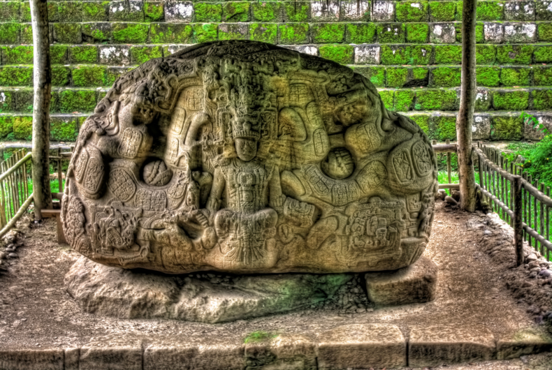 Ruinas Mayas - Viajes Por Ruta Maya - Guatemala