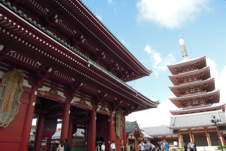 Templos Japón - Viajes A Japón