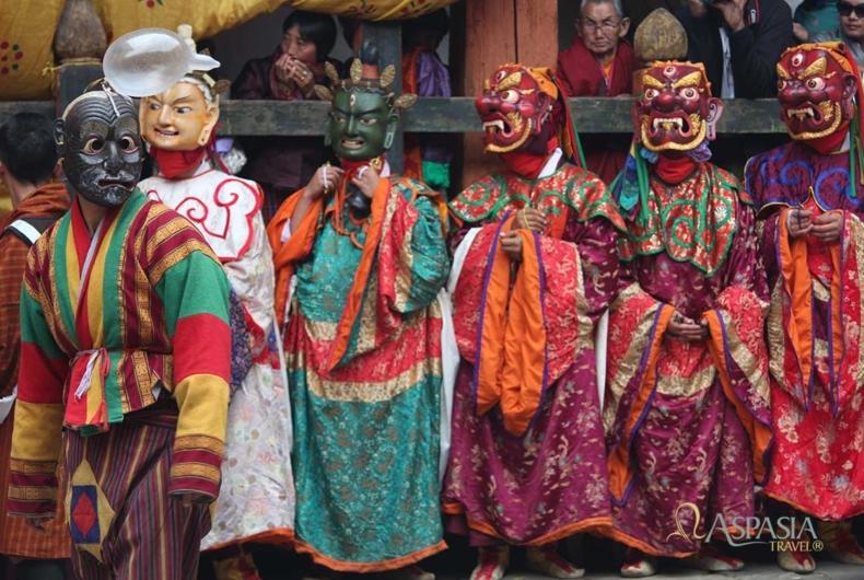 Viajes A Bután - Celebraciones En Bután