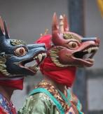 Mascaras De Bután - Qué Hacer En Jakar