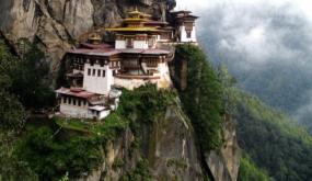 Rutas Por Bután - Como Llegar Al Nido Del Tigre