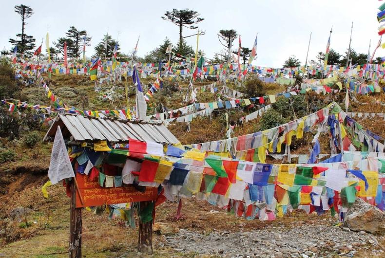 Viaje A Jakar - Rutas Combinadas A Bután