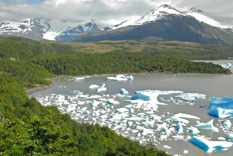 Qué Visitar En Chile - Lago Geike