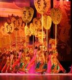Espectáculo En Beijing