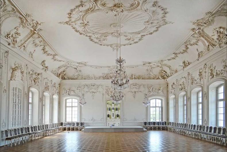 Viaje A Letonia - Visita Al Palacio Rundale