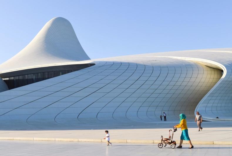 Qué Visitar En Azerbayán