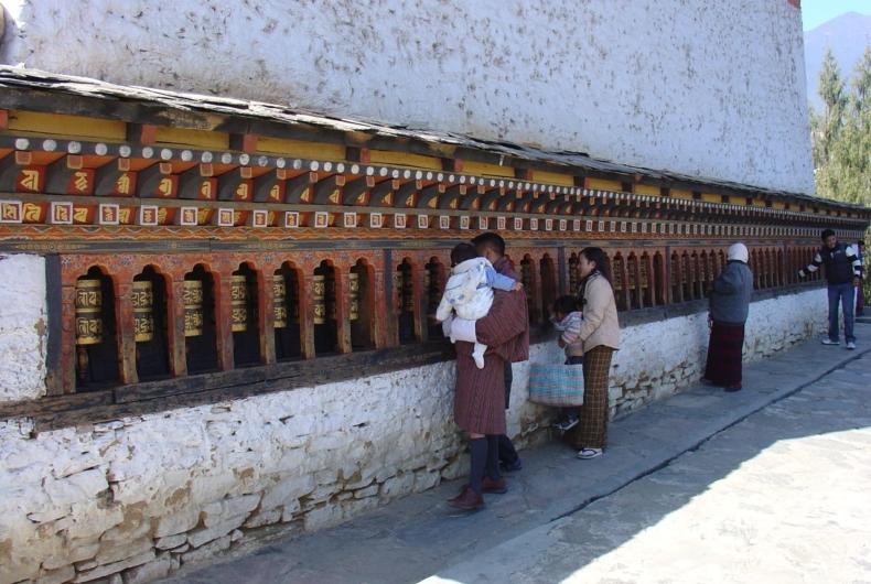 Ruta Por Bután