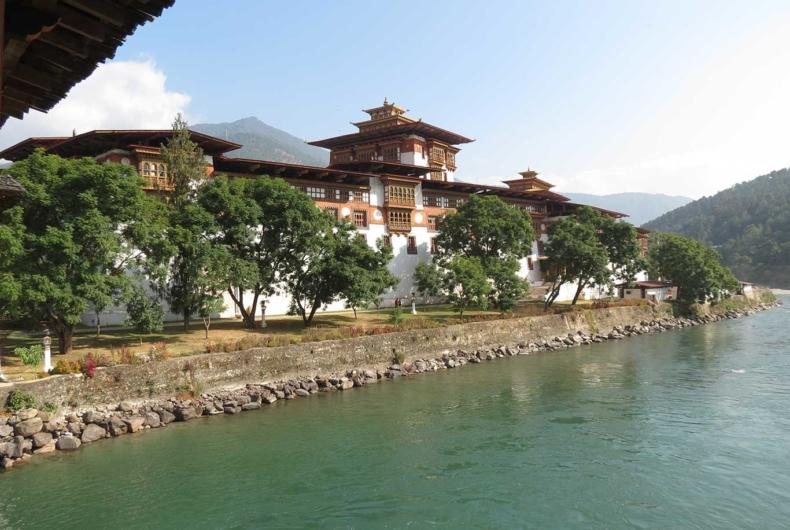 Qué Hacer En Punakha - Qué Visitar En Bután