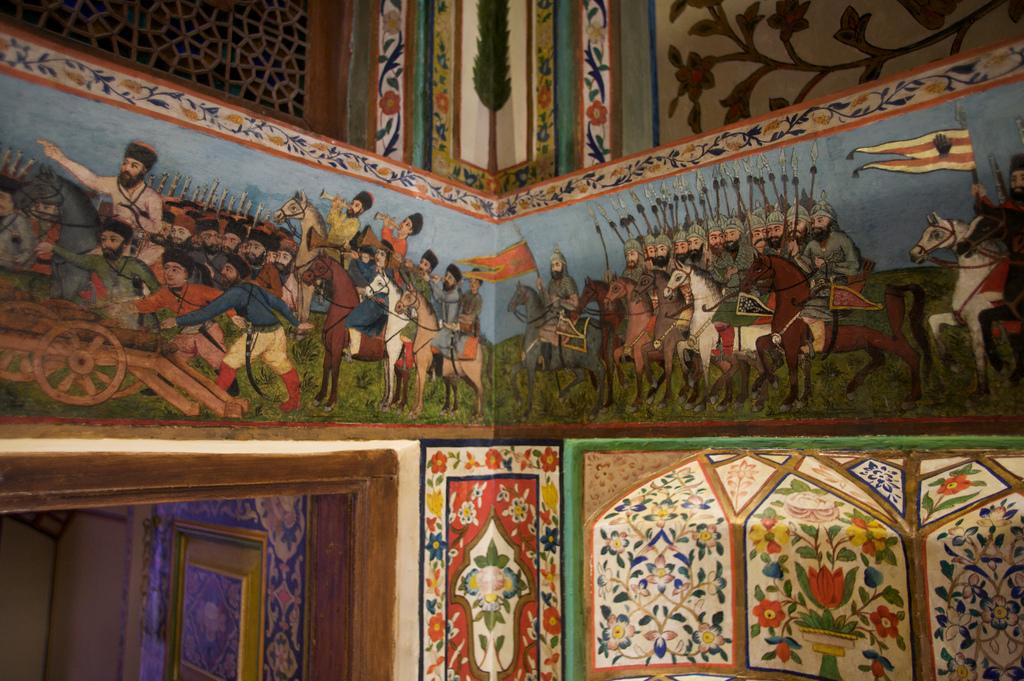 Visita-a-Azerbaijan-Palacio-Sheki
