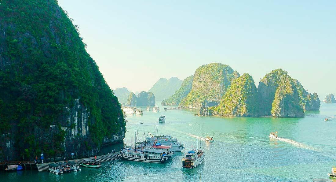 Rutas por Vietnam - Qué hacer en Halong