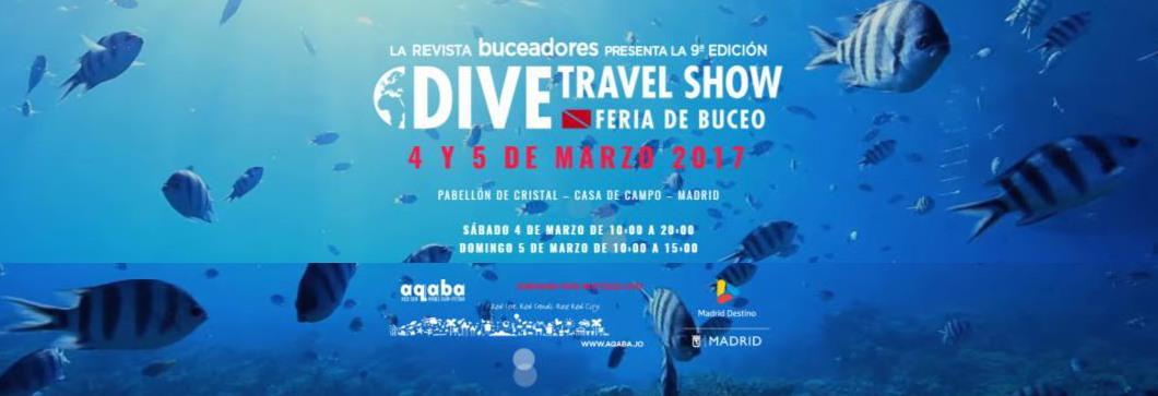 Feria de Submarinismo en Madrid