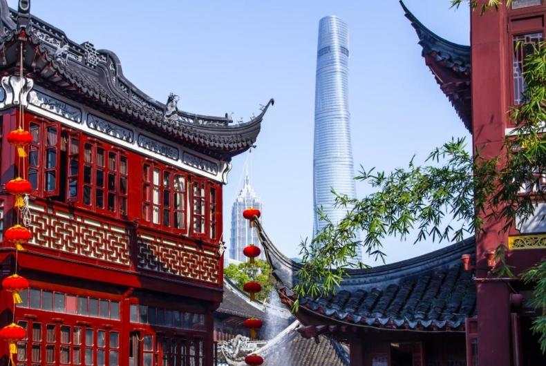 Descubre La China Moderna