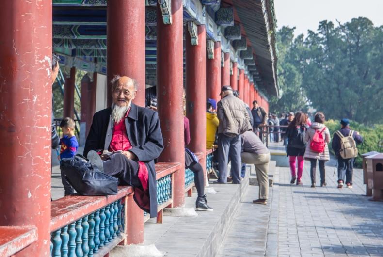 Viaje A China - Disfrutar De China