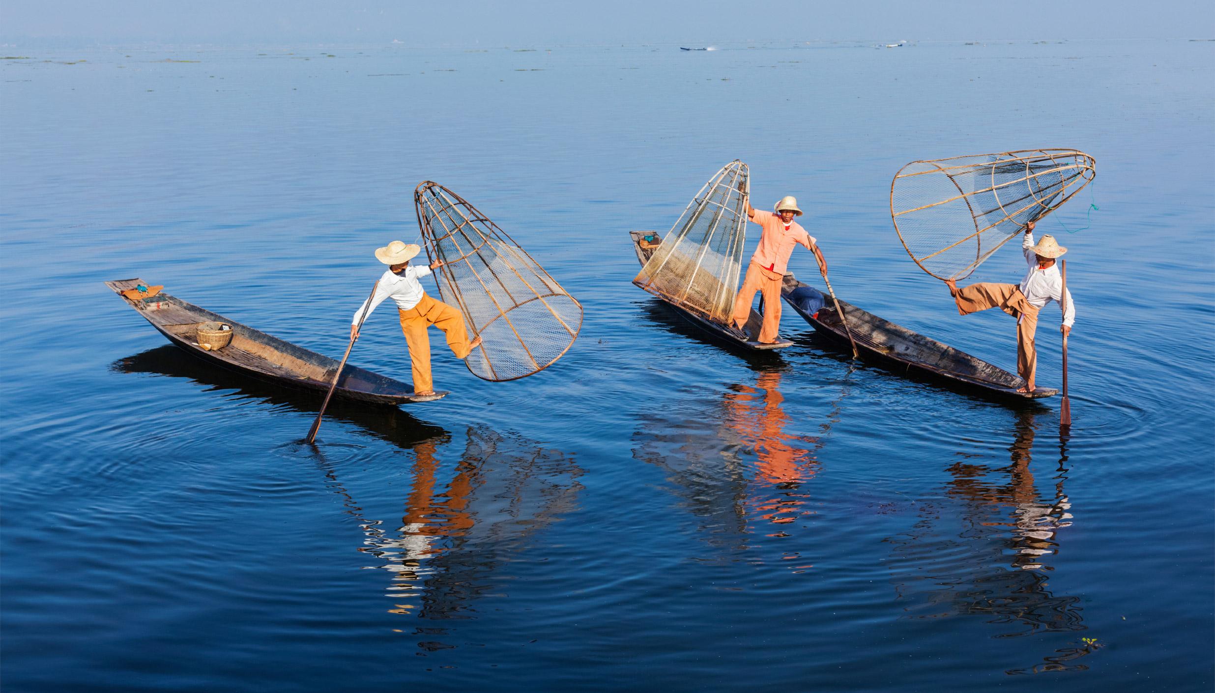 Lago-Inle-fishermans-Myanmar